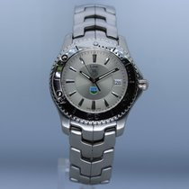 TAG Heuer Link Quartz pre-owned Silver Steel