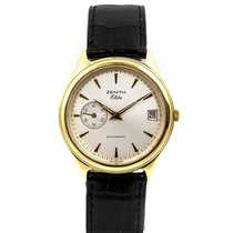 Zenith Elite 30.0040.680 Very good Yellow gold 35mm Automatic
