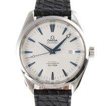 Omega Seamaster Aqua Terra Acier 42mm Argent