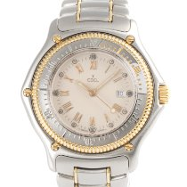 Ebel Discovery Or/Acier 38mm Champagne