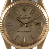 Rolex Lady-Datejust Or jaune 25.5mm Or