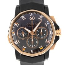 Corum Admiral's Cup (submodel) 01.0008 Very good Gold/Steel 43mm Automatic