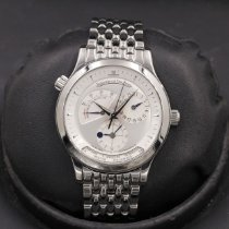 Jaeger-LeCoultre Steel 38mm 142.840.922B pre-owned United States of America, California, Huntington Beach