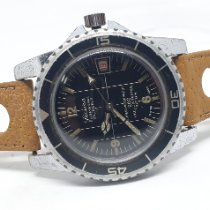 Sicura Steel 38mm Automatic pre-owned