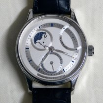 Jacques Etoile Steel 38mm Automatic pre-owned