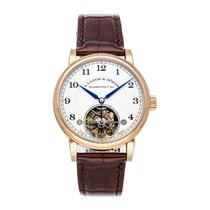 A. Lange & Söhne 1815 Rose gold 39.5mm White United States of America, Pennsylvania, Bala Cynwyd