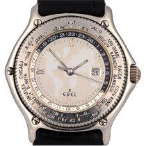 Ebel Voyager 9124913 Odlično Zeljezo 38mm Automatika