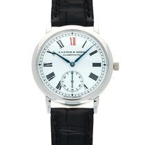 A. Lange & Söhne White gold 37mm Manual winding 302.025 pre-owned United States of America, California, Beverly Hills