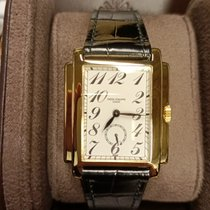 Patek Philippe Gondolo Or jaune 30mm Blanc Arabes