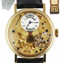 Breguet Tradition Yellow gold 37mm Transparent Roman numerals United States of America, New York, Smithtown