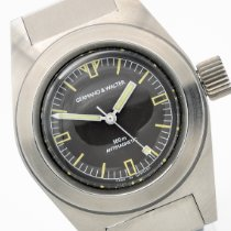 Germano & Walter Steel 42mm Automatic new