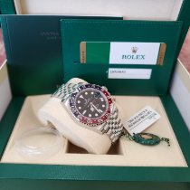 Rolex GMT-Master II new 2020 Automatic Watch with original box and original papers 126710BLRO