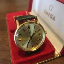 Omega Genève new 1973 Manual winding Watch with original box and original papers