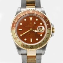Rolex GMT-Master II Gold/Steel 40mm United Kingdom, London
