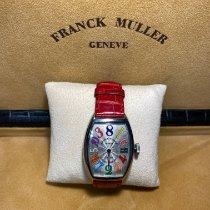 Franck Muller Color Dreams Steel 45mm Silver Arabic numerals United States of America, Texas, Dallas