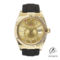 Rolex Sky-Dweller 326238 Unworn Yellow gold 42mm Automatic United States of America, New York, New York