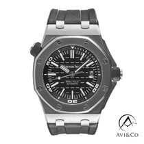 Audemars Piguet Steel 42mm Automatic 15710ST.OO.A002CA.01 pre-owned United States of America, New York, New York