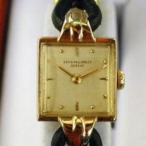 Patek Philippe PATEK PHILIPPE 18K Gold  Ladies Watch 1940's Good Yellow gold Manual winding United States of America, California, Los Angeles
