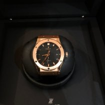 Hublot Classic Fusion 45, 42, 38, 33 mm Or rose 42mm Noir France, Schiltigheim