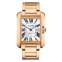 Cartier Tank Anglaise new 2021 Automatic Watch with original box and original papers W5310002