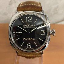 Panerai PAM 00183 Steel Radiomir Black Seal 45mm pre-owned