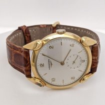 Longines Yellow gold 37mm Manual winding Longines pre-owned United States of America, California, SAN DIEGO