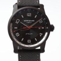 Montblanc Timewalker 113876 Très bon Acier 42mm Remontage automatique