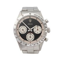 Rolex Daytona Steel 37mm Black United Kingdom, Bishop's Stortford