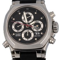TB Buti Steel 42mm Automatic 9905.0 pre-owned