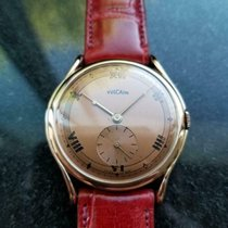 Vulcain Rose gold 36mm Manual winding pre-owned United States of America, California, Beverly Hills