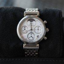 IWC Da Vinci Chronograph Weiß Keine Ziffern Schweiz, Basel