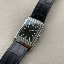 Jaeger-LeCoultre Grande Reverso Ultra Thin 1931 Stahl 46mm Schwarz Keine Ziffern