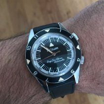 Jaeger-LeCoultre Memovox Tribute to Deep Sea Stahl 40mm Schwarz
