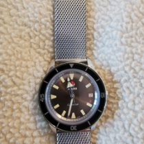 Rado HyperChrome Captain Cook Acero 37mm Marrón