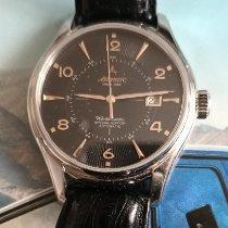 Atlantic Steel Automatic Black Arabic numerals 42mm pre-owned