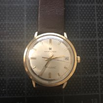 Hamilton Thin-O-Matic Gold/Steel 34mm Champagne No numerals United States of America, New Jersey, Upper Saddle River