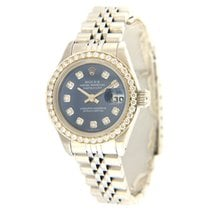 Rolex Oyster Perpetual Lady Date 26mm Blue United States of America, Virginia, Vienna