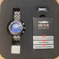 Sector Titanium Automatic 3123985055 pre-owned