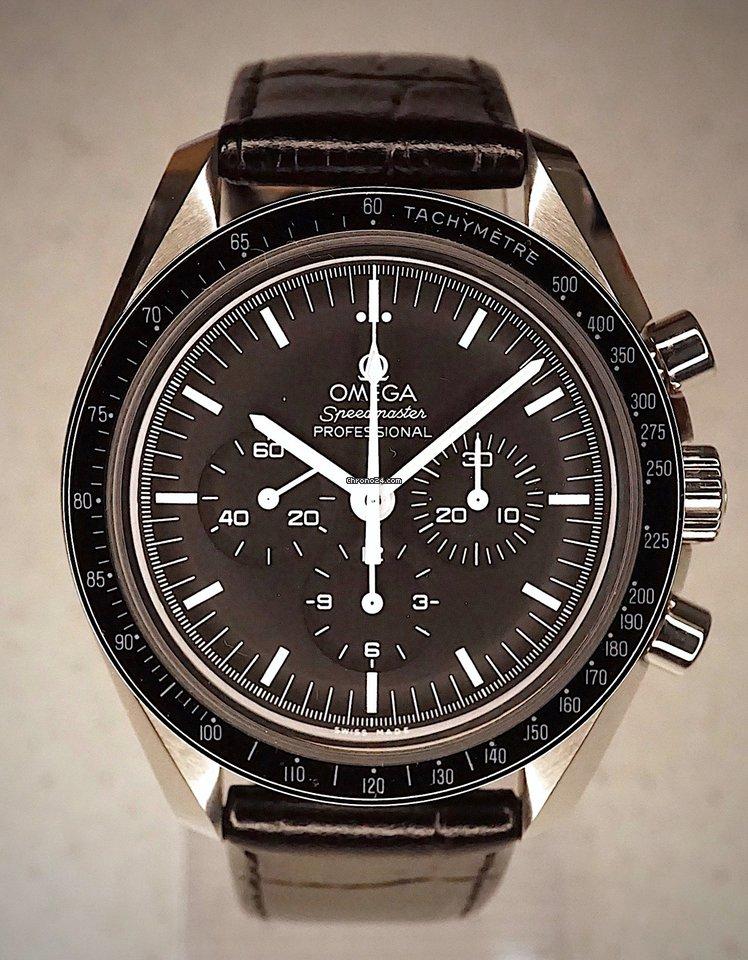 Omega Speedmaster Professional Moonwatch 145022-69 1969 gebraucht