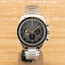 Omega Speedmaster Professional Moonwatch Stahl 42mm Schwarz Keine Ziffern Schweiz, Neuendorf
