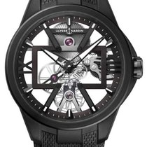 Ulysse Nardin El Toro / Black Toro new 2020 Manual winding Watch with original box and original papers 3713-260-3/BLACK
