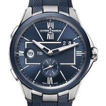 Ulysse Nardin Executive Dual Time Acier Bleu