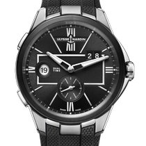 Ulysse Nardin Executive Dual Time new 2021 Automatic Watch with original box and original papers 243-20-3/42