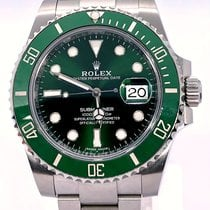 Rolex Submariner Date Steel 40mm Green No numerals UAE, Sharjah
