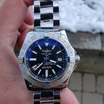 Breitling Avenger II GMT Steel 43mm Black United States of America, Nevada, RENO