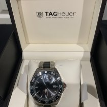 TAG Heuer Formula 1 Calibre 5 Steel 43mm Grey Arabic numerals United States of America, Illinois, PALATINE