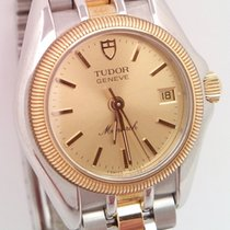 Tudor Gold/Steel 26mm Quartz 15833 new