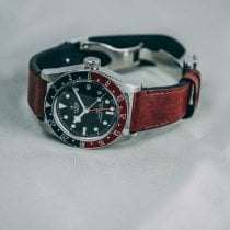 Tudor M79830RB-0002 Acier 2020 Black Bay GMT 41mm occasion