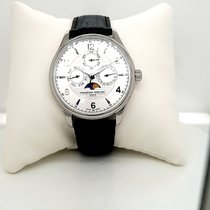 Frederique Constant Runabout Moonphase new 2015 Automatic Watch with original box and original papers FC-365RM5B6