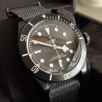 Tudor Black Bay Dark Steel Black No numerals United States of America, California, Los Angeles
